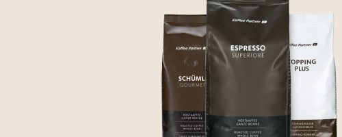 Kaffee Partner Private Label Produkte